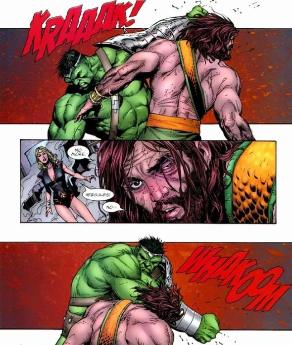 Hercules vs. Hulk | Arousing Grammar