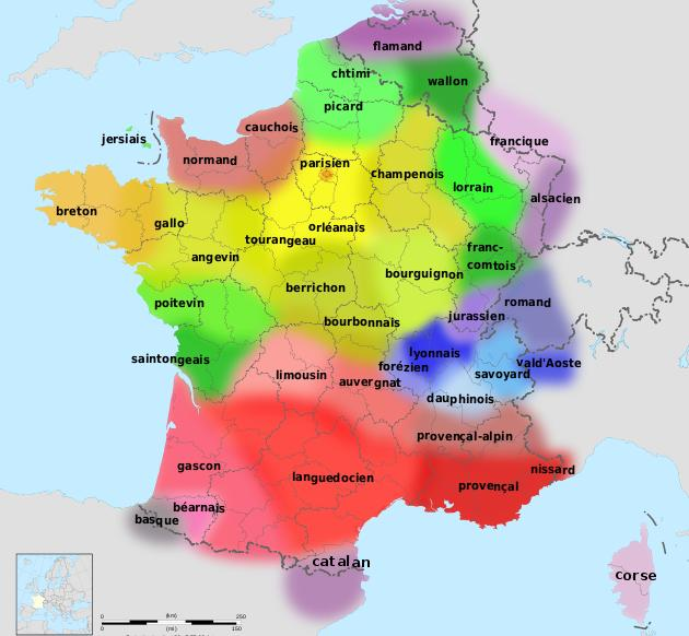What Largest French Speaking Country World