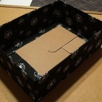 How to poke the box: master class step by step with photo