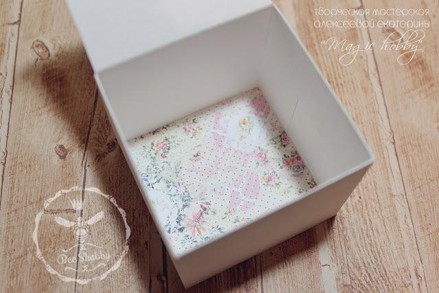 마스터 클래스 : Mamina Treasure - 자신의 손으로 상자를 만드는 방법