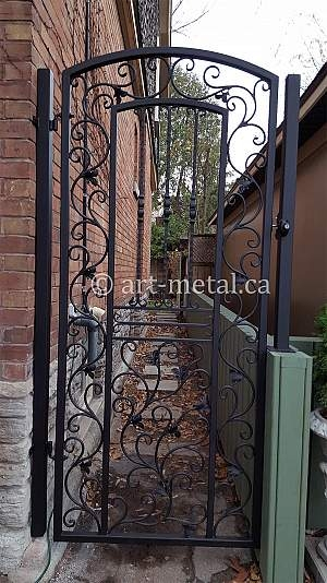 Hire A Custom Gates And Fences Toronto Company You Can Trust | Steel Gates And Stairs | Dreamstime | Handrail | Stainless Steel | Fence Gate | Egress
