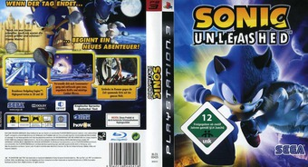 Bles00425 Sonic Unleashed