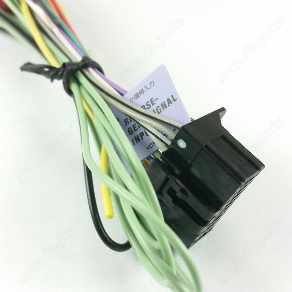 Pioneer Avh P4400bh Dvd Receiver Wiring Harness