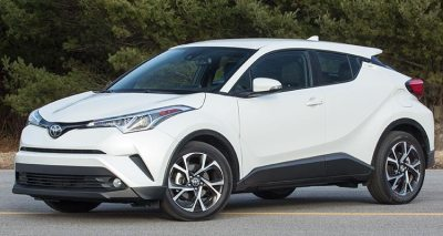 2018 Toyota C-HR SUV Targets a Younger Audience - Consumer ...