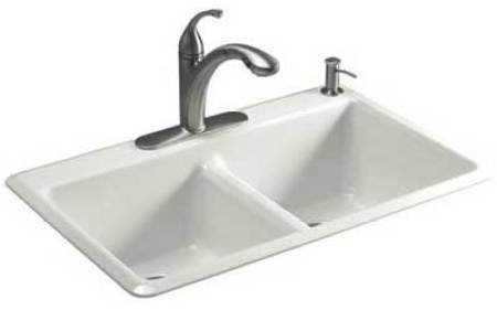 Best Sink Buying Guide   Consumer Reports Double Bowl