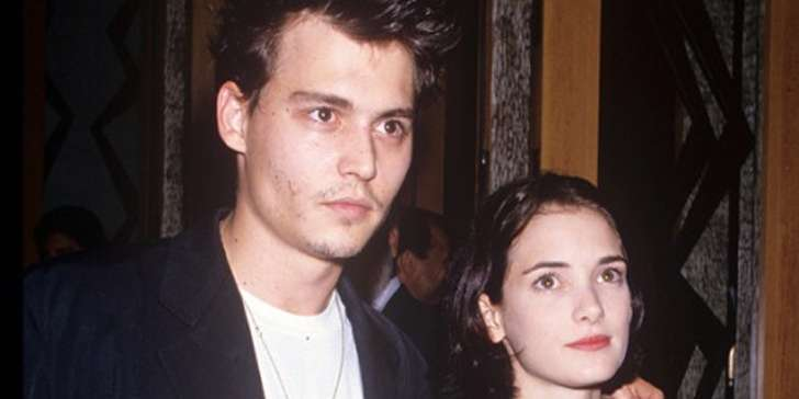 Lori Anne Allison and Johnny Depp | Relation, affair ...