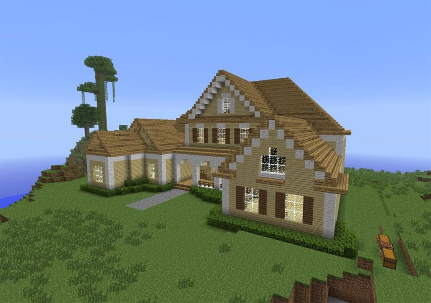 Guide Minecraft pour les d    butants  comment construire sa premi    re     Guide Minecraft pour les d    butants  comment construire sa premi    re maison
