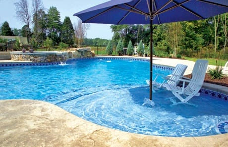 How To Shield Yourself From The Sun: 5 Pool Shade Features