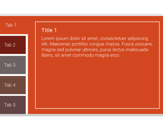 Storyline 360 Slide Out Tabs Interaction Downloads E