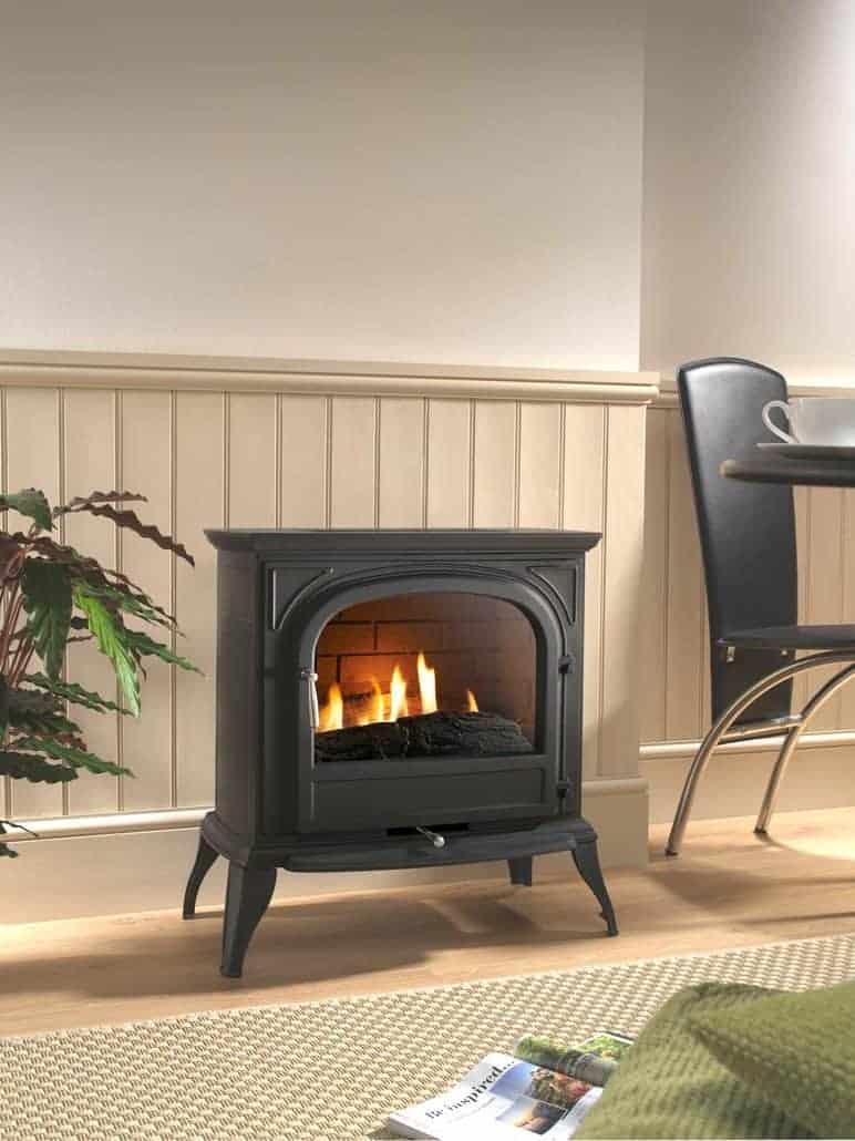 Artisan 6010 Flueless Gas Stove Artisan Fireplace Design
