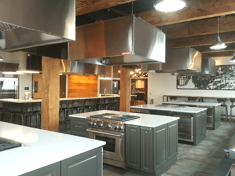 Artisan Culinary Loft Event Space Cooking Classes Buffalo Ny Artisan Kitchens Amp Baths