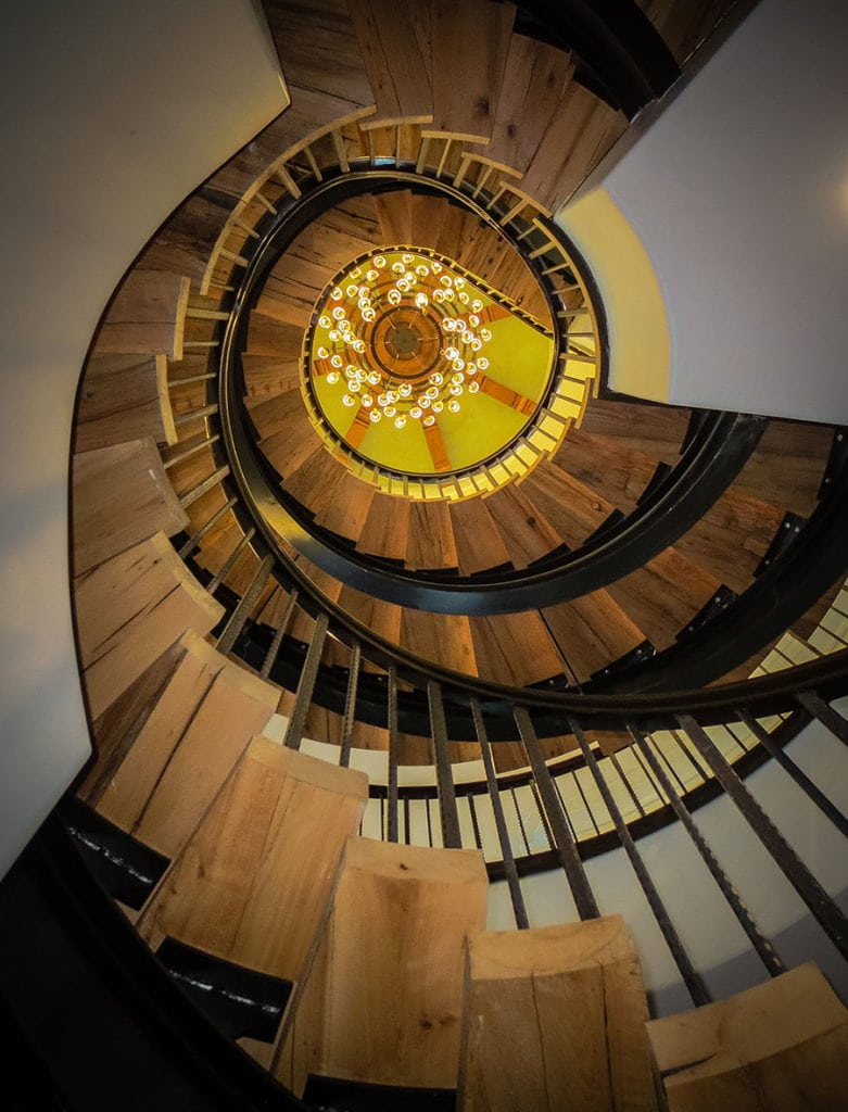 Curved Stairs Curved Staircase Artistic Stairs