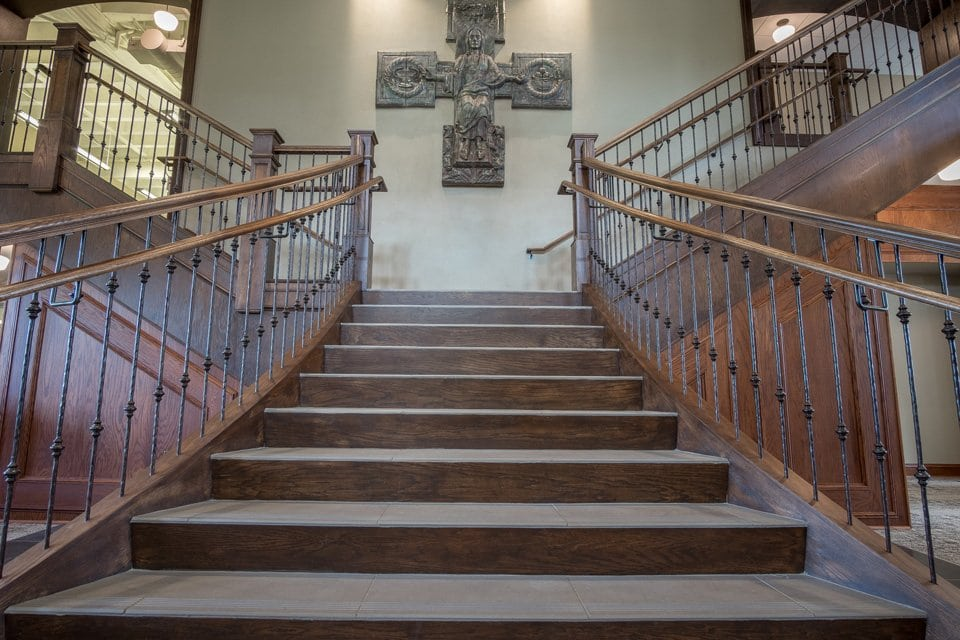 Commercial Staircase Design Artistic Stairs