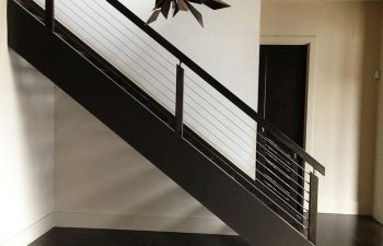 Stainless Steel Handrails Strength And Sophistication Southern   Stainless Handrails For Stairs   Toughened Glass   Outdoor   Mild Steel Handrail   Commercial Building   Metal