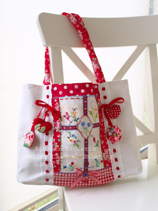 Different Type Of Fabric Bag Patterns Art Amp Craft Ideas