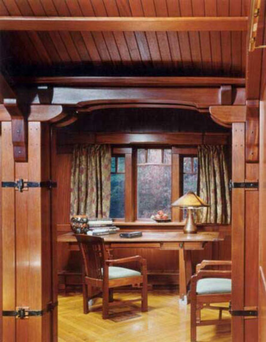 Woodwork Paneling Amp Wainscot Design For The Arts