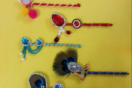 18 Creative Activities to do on Krishna Janmashtami with Kids 18 Creative Activities to do on Krishna Janmashtami with Kids   Krishna  Crown  Decorate Flute