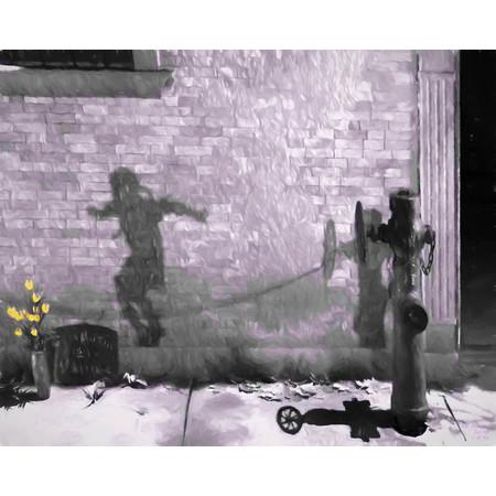 Artzipper 2d Hiroshima Shadows By Matthew Jackson