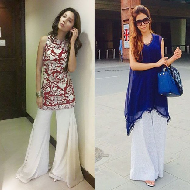 Five Fashion Trends You Can t Help But Fall In Love With    ARY Digital mahira humaima