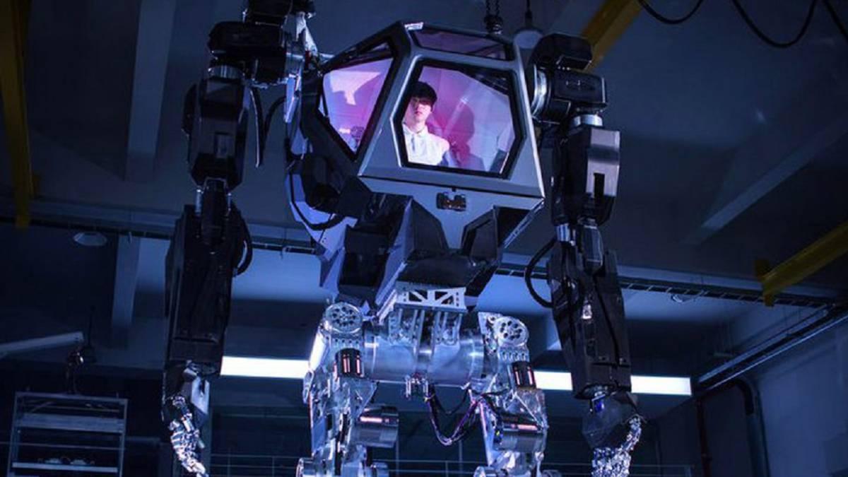 Rob 243 Tica En Corea Est 225 N Creando Un Robot De Ciencia