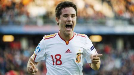 Manchester United's Ander Herrera Gets Spain Call Up - AS.com