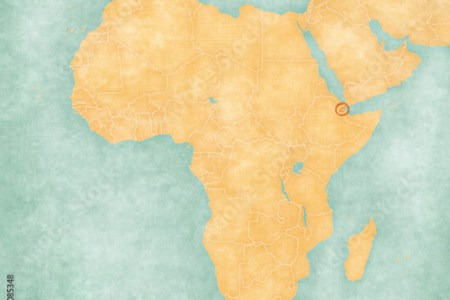 Online Interactive Map Wallpapers » map of africa djibouti