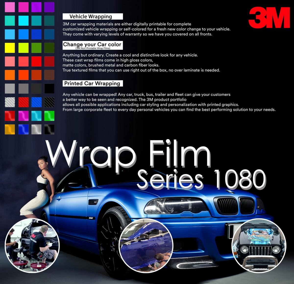 3m Dealer Automotive Film