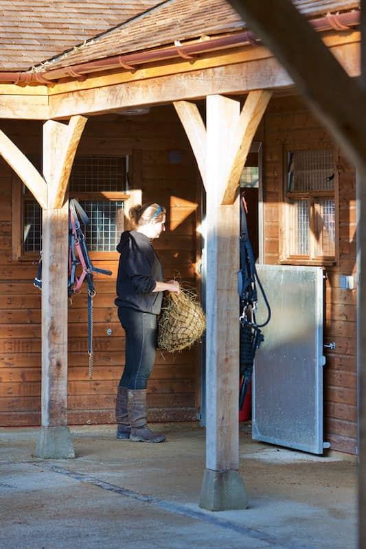 Courtyard Stables Ascot Timber Buildings