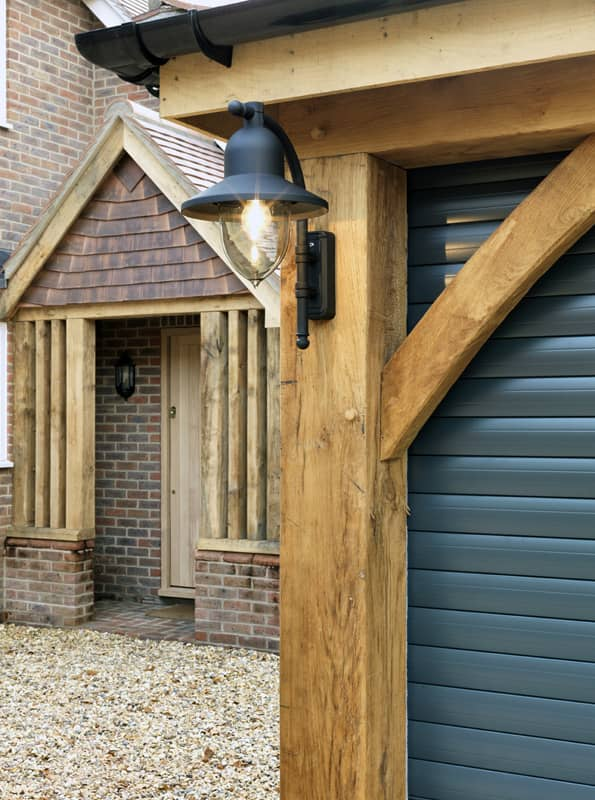 Double Garage With Stores Ascot Timber Buildings