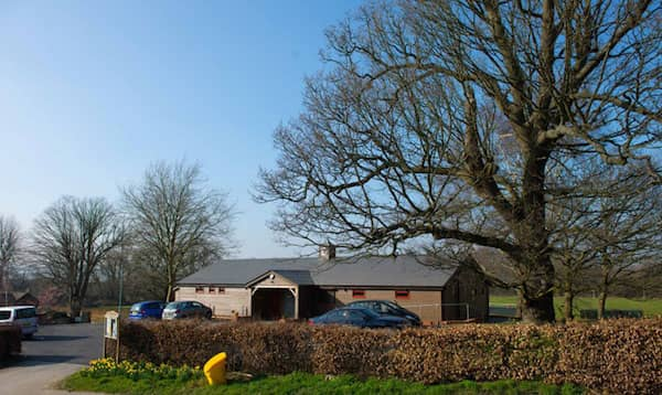 Nutfield Village Hall Ascot Timber Buildings