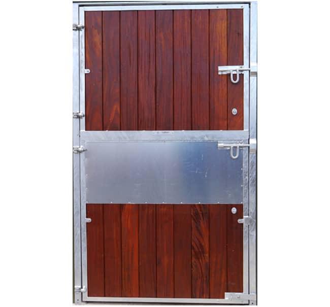 Metal Framed Stable Door Ascot Timber Buildings
