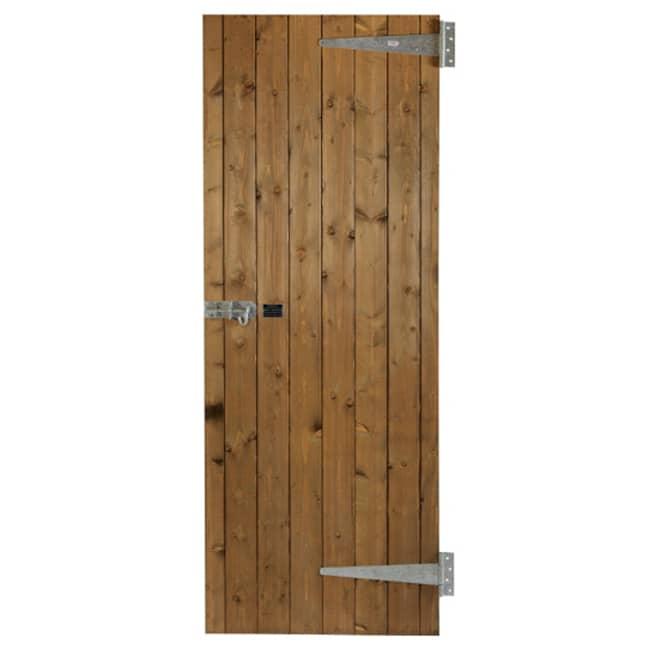 Standard Single Door Ascot Timber Buildings