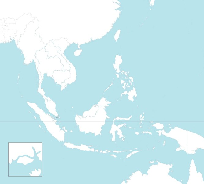 map southeast asia countries   Teacheng us map