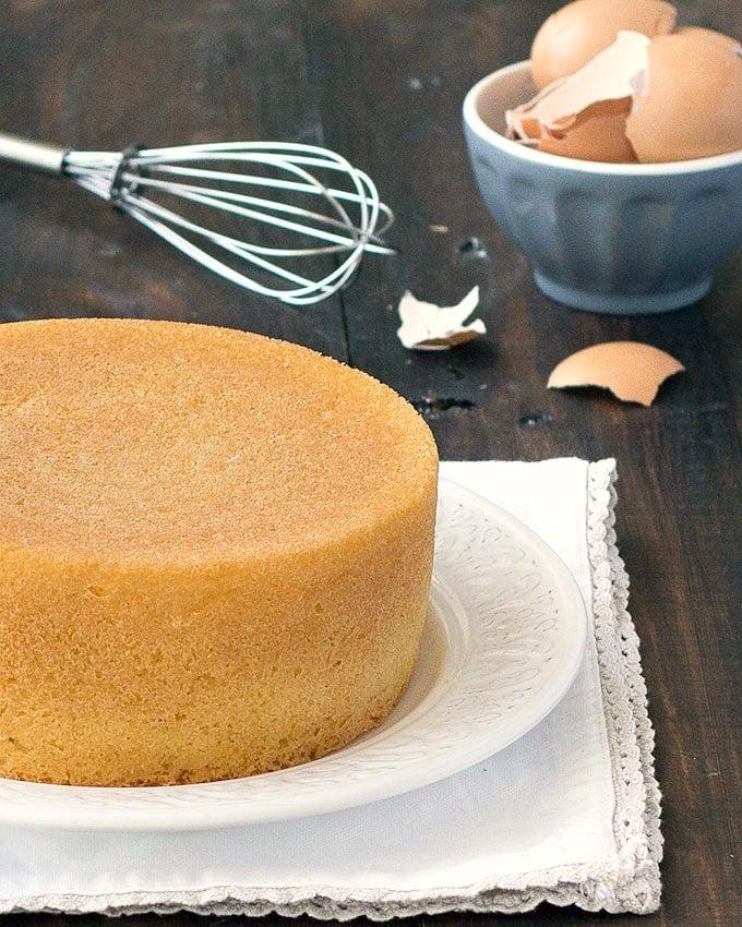 Easy Apple Cake Recipe Oil