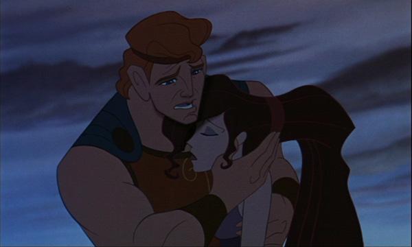 Animated Heroes . . . Hercules