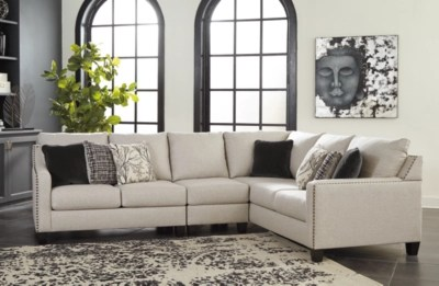 Hallenberg 3 Piece Sectional Ashley Furniture Homestore
