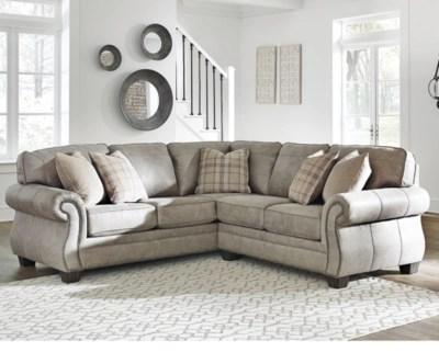 Olsberg 2 Piece Sectional Ashley Furniture Homestore