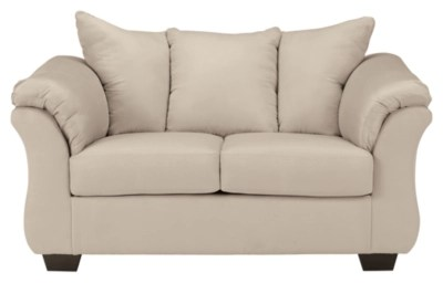 Darcy Sofa and Loveseat   Ashley Furniture HomeStore     Darcy Sofa and Loveseat  Stone  large