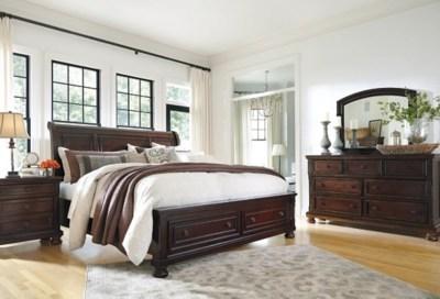 Porter 6 Piece Queen Bedroom Ashley Furniture Homestore