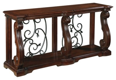 Alymere Sofa Console Table   Ashley Furniture HomeStore     Alymere Sofa Console Table    large