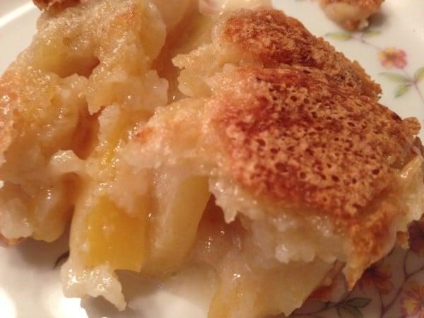 Paula Deen Fresh Apple Cake