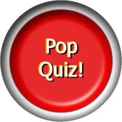 Internet Knowledge Quiz