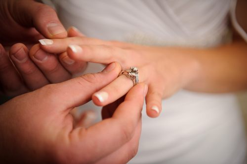 Is it against church policy to do a ring exchange ceremony ...