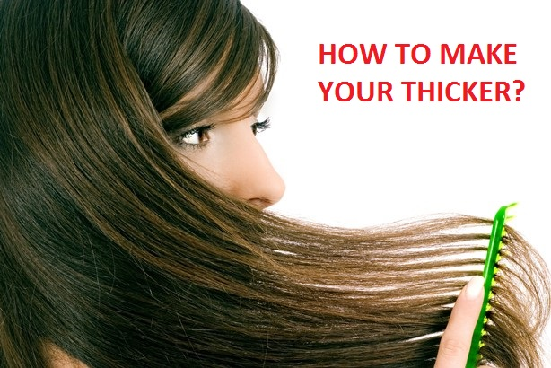 Thick Layered Hair Straight Hairstyles