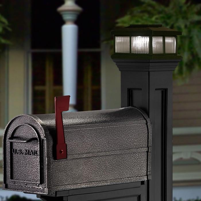 Solar Mailbox Light