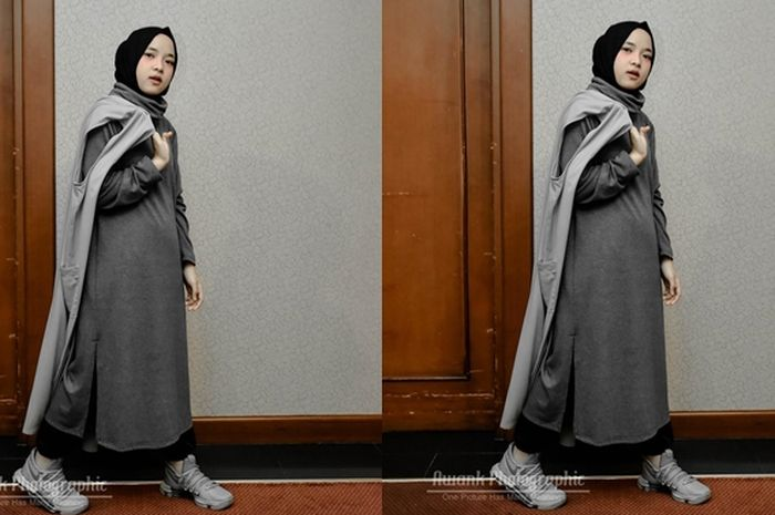 Model Baju Tunik Nissa Sabyan 24