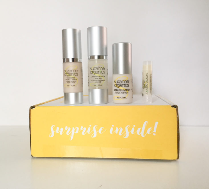 Suzanne Somers Skin Care