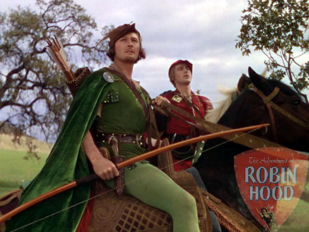 robin the hood - HD1024×768