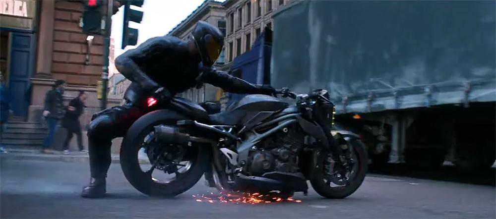 Hobbs Amp Shaw Brixton S Motorcycle Clip 183 3dtotal