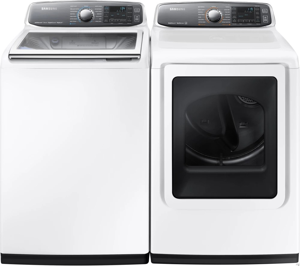 Install Samsung Top Load Washer